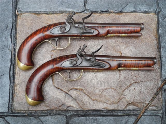 KENTUCKY PISTOLS FOR SALE BY FAMOUS KENTUCKY RIFLE MAKER.