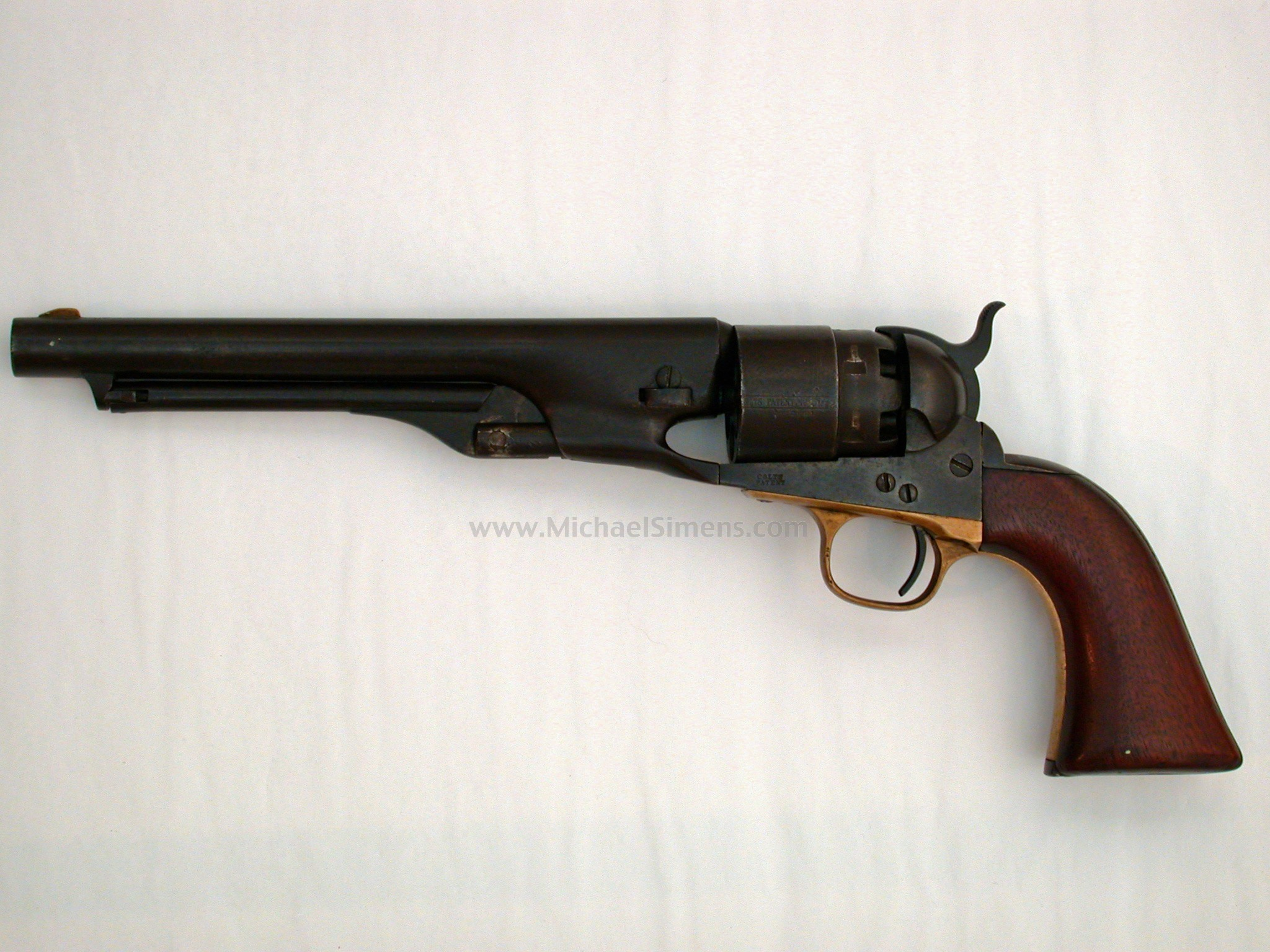 COLT ARMY REVOLVER, MODEL 1860
