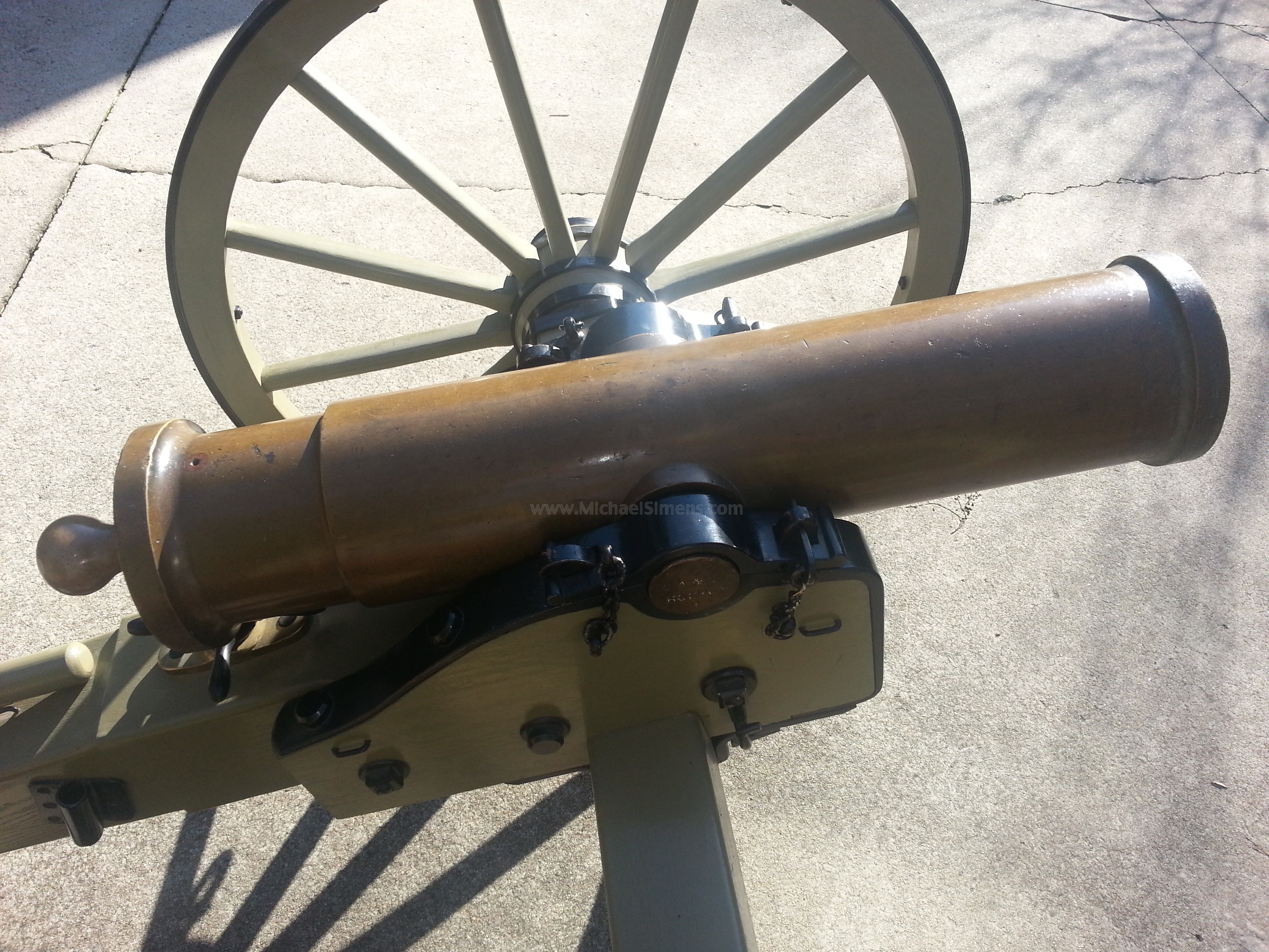 12 POUND CIVIL WAR MOUNTAIN HOWITZER - HISTORICAL ARMS