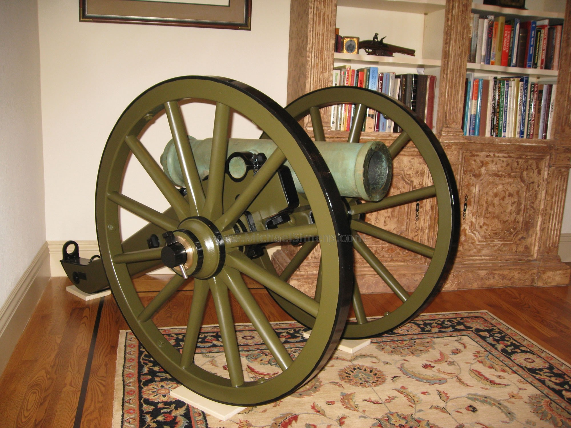 MOUNTAIN HOWITZER 1846