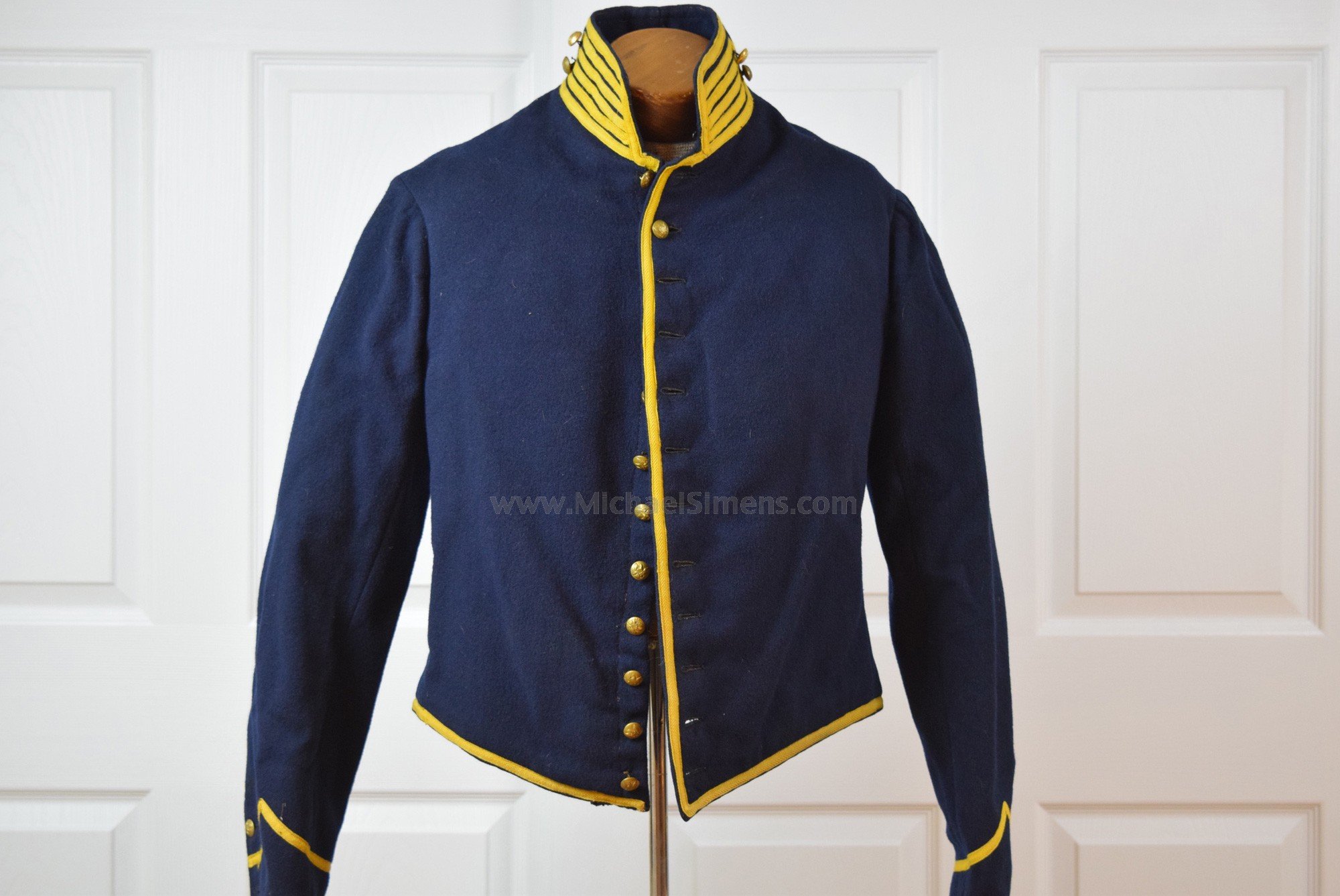 UNION CAVALRY SHELL JACKET