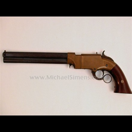 NEW HAVEN ARMS, VOLCANIC LEVER ACTION PISTOL, LARGE FRAME.