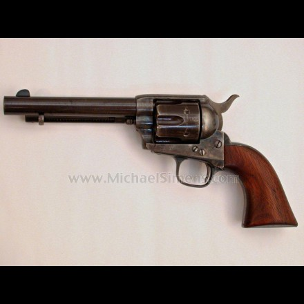 COLT SINGLE ACTION ARTILLERY REVOLVER.