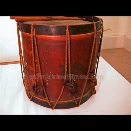 CIVIL WAR DRUM, VIRGINIA
