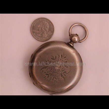 CIVIL WAR POCKET WATCH PRESENTED TO KIA SOLDIER