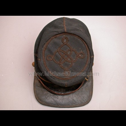 CIVIL WAR OFFICERS KEPI.