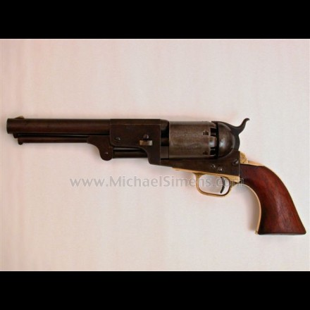 COLT 3RD MODEL DRAGOON, MILITARY ISSUE.