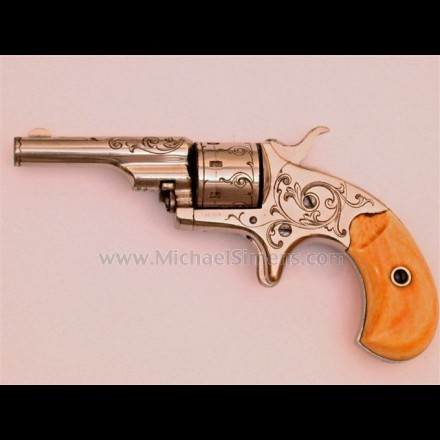 COLT OPEN-TOP POCKET REVOLVER