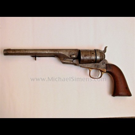 COLT RICHARDS CONVERSION REVOLVER.