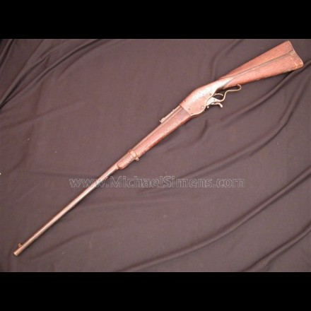 EVANS LEVER-ACTION REPEATING RIFLE.