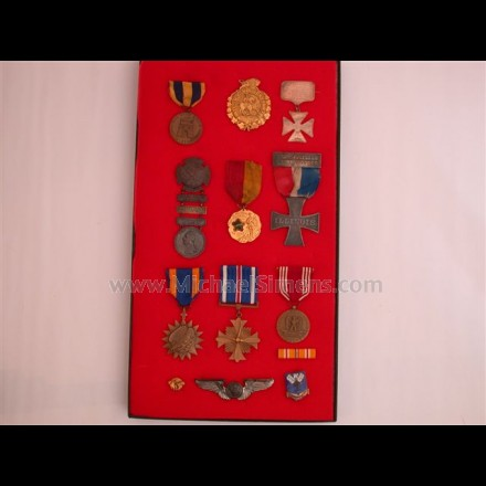 CIVIL WAR CORPS BADGES