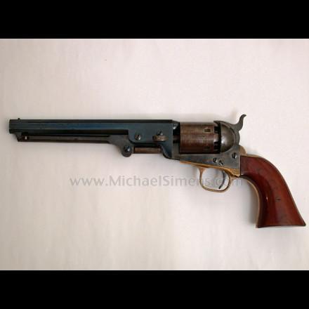 COLT ANTIQUE REVOLVER 1851 NAVY