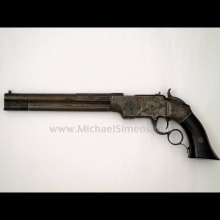 Smith & Wesson Volcanic Pistol