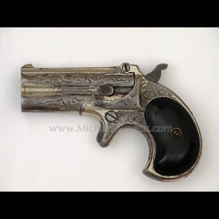 ANTIQUE REMINGTON OVER/UNDER DERRINGER FOR SALE