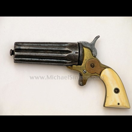 JACOB RUPERTUS PEPPERBOX PISTOL