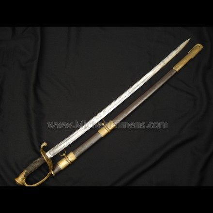 CIVIL WAR GENERAL SWORD - CIVIL WAR SWORD BUYER, DEALER, APPRAISER