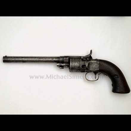 MASSACHUSETTS ARMS / WESSON & LEAVITT REVOLVER