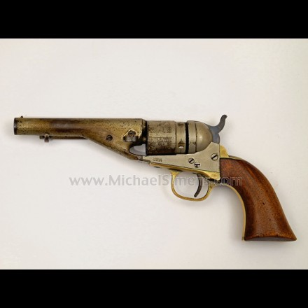 ANTIQUE COLT CONVERSION REVOLVERS