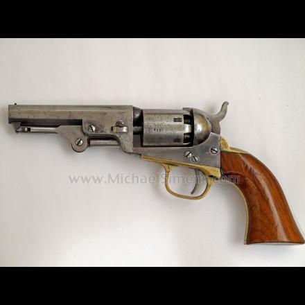 Antique Colt 1849 Percussion Pocket Revolver