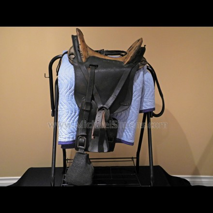 McClellan Civil War Saddles for Sale