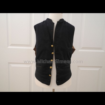 CIVIL WAR UNION OFFICER'S VEST FOR SALE