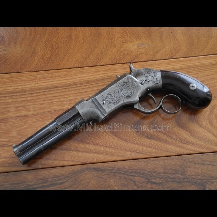 SMALL FRAME SMITH & WESSON VOLCANIC PISTOL