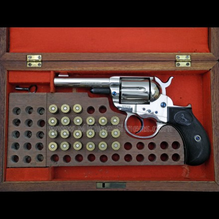 COLT THUNDERER DOUBLE-ACTION REVOLVER FOR SALE - HistoricalArms.com