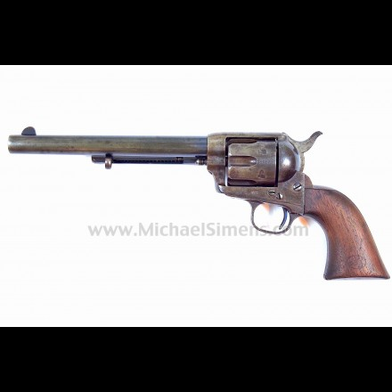 SINGLE ACTION MARTIAL COLT FOR SALE
