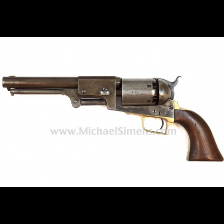 COLT DRAGOON REVOLVER, THIRD MODEL CIVILIAN