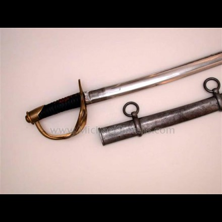 Sheble & Fisher Civil War Cavalry Sabre.