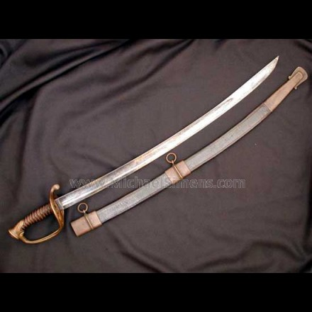 CONFEDERATE SWORD BY THOMAS GRISWOLD