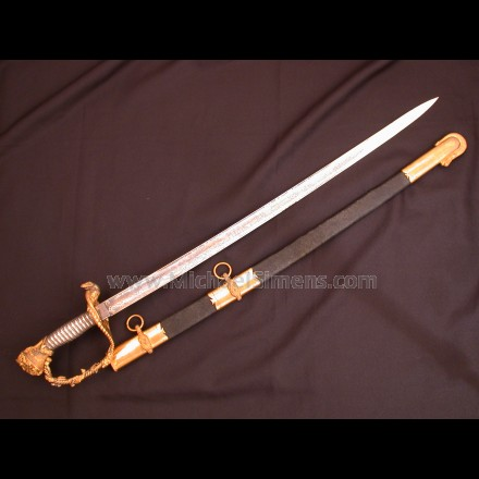 TIFFANY CIVIL WAR SWORD