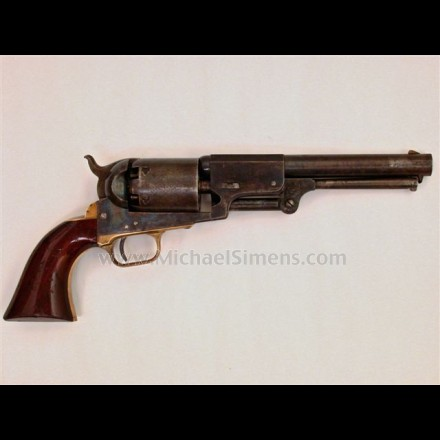 COLT THIRD MODEL DRAGOON.