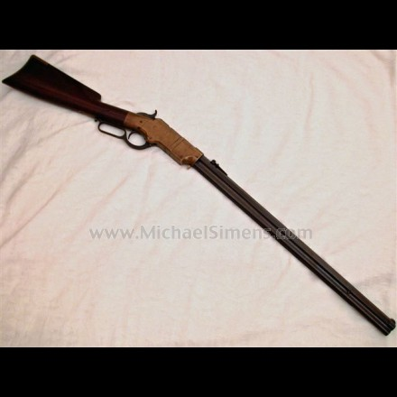 ANTIQUE HENRY RIFLE