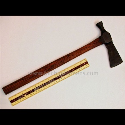 CIVIL WAR CAMP HATCHET