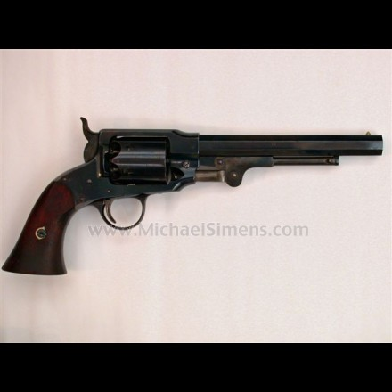 ROGERS AND SPENCER REVOLVER, ANTIQUE GUN