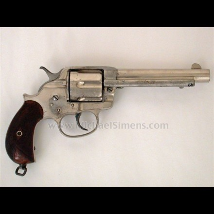 COLT FRONTIER DOUBLE ACTION REVOLVER, LONDON