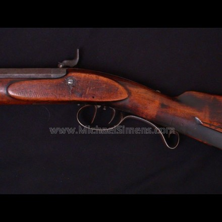ANTIQUE HAWKEN RIFLE FOR SALE
