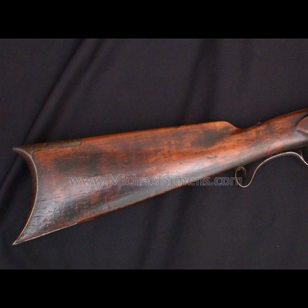 ANTIQUE HAWKEN RIFLE