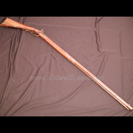 """PENNSYLVANIA RIFLE SIGNED BY """"S. GROVE""""."""