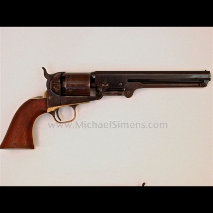COLT 1851 NAVY REVOLVER CIVIL WAR