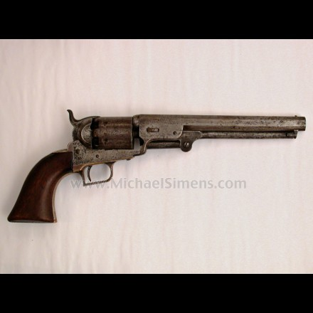 COLT FIRST MODEL 1851 NAVY REVOLVER FOR SALE - HISTORICAL ARMS