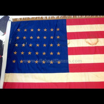 CIVIL WAR REGIMENTAL FLAG FOR SALE - REGIMENTAL COLORS