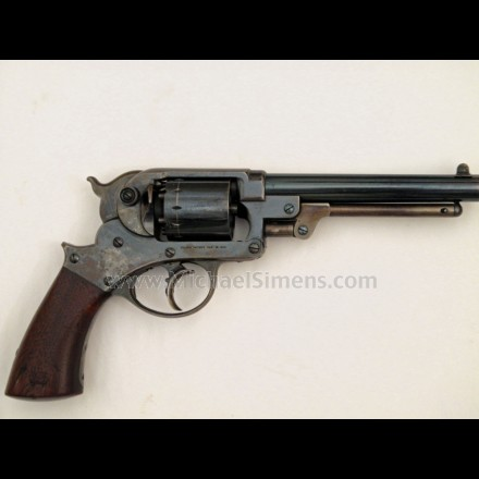 STARR DOUBLE ACTION CIVIL WAR REVOLVER