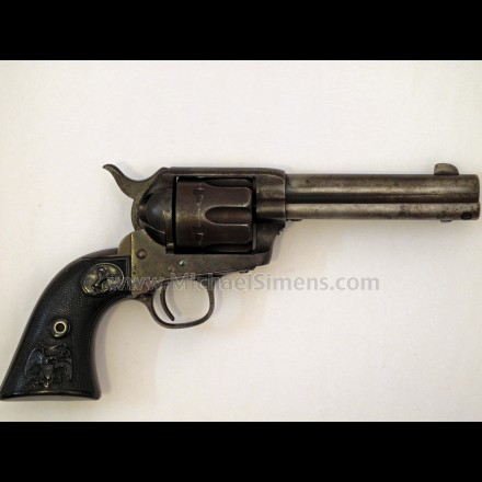 ANTIQUE COLT SINGLE ACTION REVOLVER