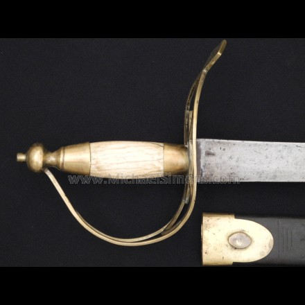 REVOLUTIONARY WAR HORSEMAN'S SABER