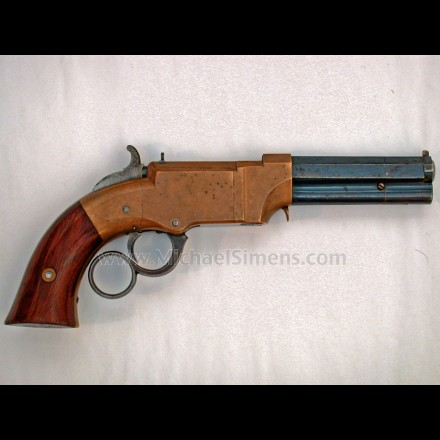 NEW HAVEN ARMS SMALL FRAME VOLCANIC PISTOL