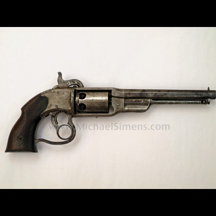 ANTIQUE CIVIL WAR SAVAGE REVOLVER FOR SALE