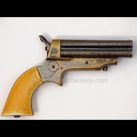 SHARPS FOUR BARREL DERRINGER