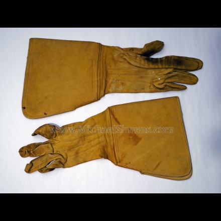 CIVIL WAR CAVALRY GAUNTLETS FOR SALE